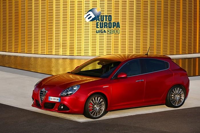 Alfa Romeo Giulietta Auto Europa 2011