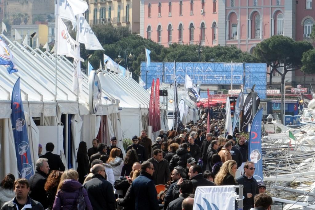 A Napoli, dal 12 al 20 marzo 2011, il 42° Nauticsud il salone nautico internazionale da diporto