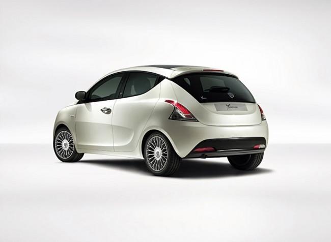 Nuova Lancia Ypsilon 2011