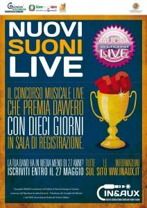 Locandina Nuovi Suoni Live