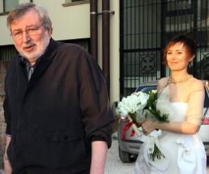 Matrimonio di Francesco Guccini e Raffaella Zuccari