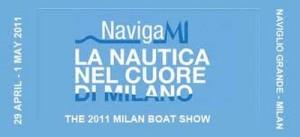 NavigaMI salone nautico - logo
