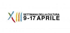 XIII Settimana della Cultura - Logo Black