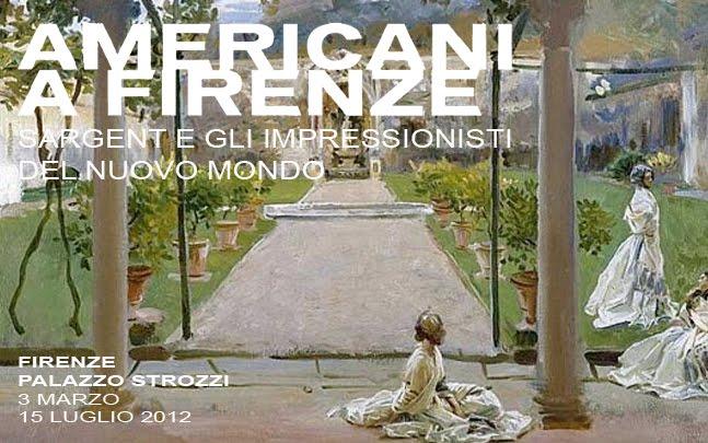 Libri: Americani a Firenze è il primo catalogo d'arte in e-book