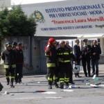 Attentato a Brindisi, indagato lasciato libero dopo una giornata d'interrogatorio