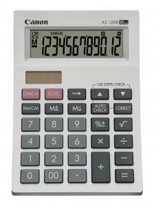 Calcolatrice Canon AS-120Ri