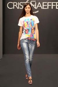 CristinaEffe T-shirt  e jeans