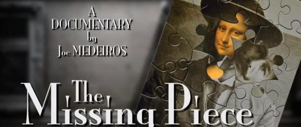 Leonardo da Vinci: The Missing Piece, ovvero la storia del furto della Monna Lisa dagli occhi di un regista americano