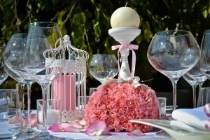 Matrimonio, tavolo
