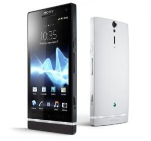 Sony smartphone 2012