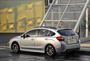Subaru Impreza 12MY