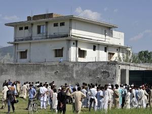 Bunker di Osama Bin Laden, Abbottabad, Pakistan