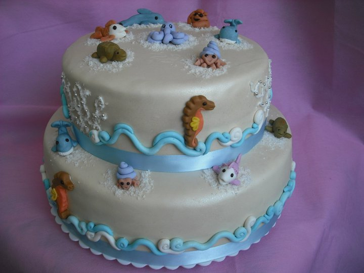 Cake design zucchero passione e tanta creativit questi for Arte delle torte clementoni