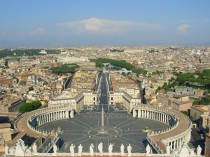 vaticano, ici
