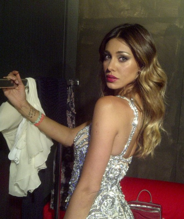 Belen Rodriguez, bellissima showgirl argentina