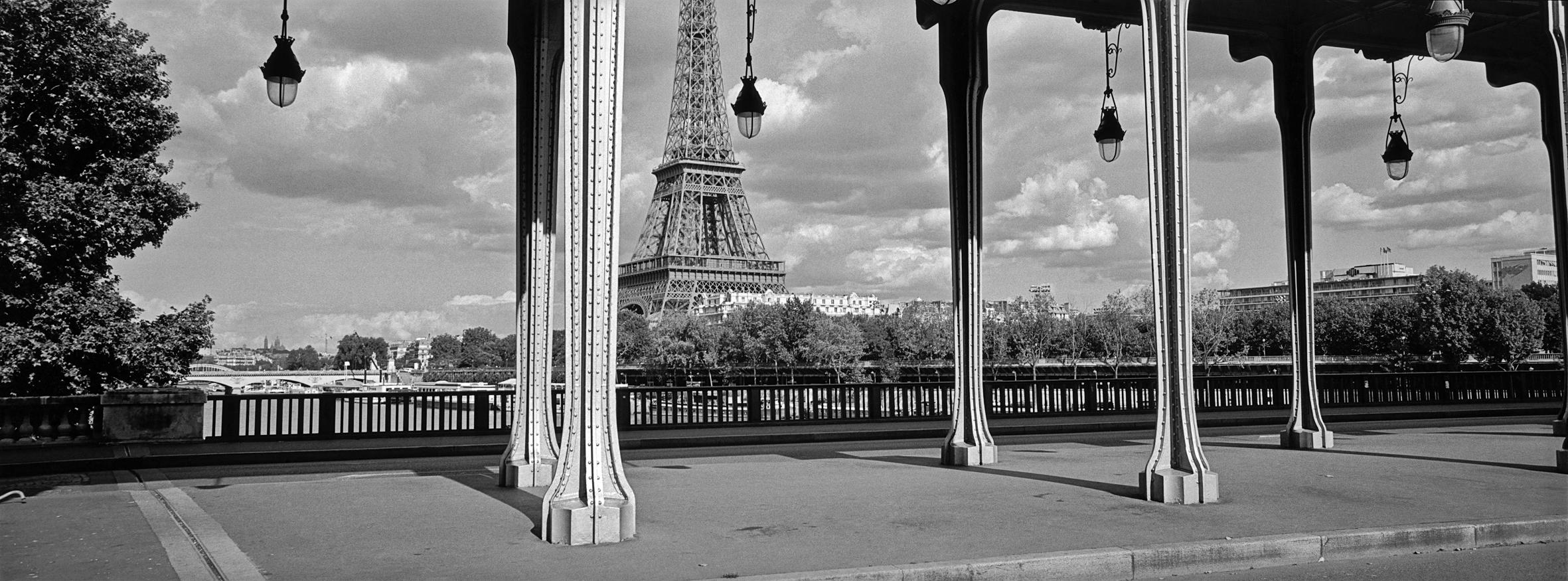 Parigi Pont de Bir Hakeim