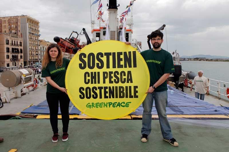 Sostieni chi pesca sostenibile