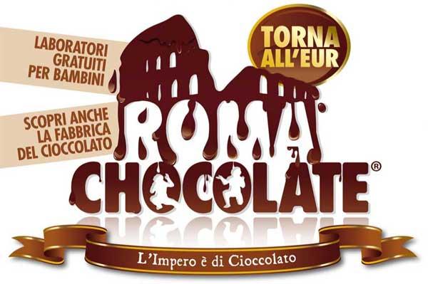 chocolate a Roma