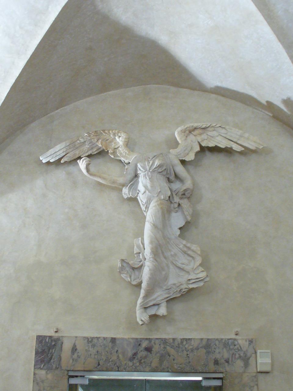 statua vestibolo Museo degli Argenti
