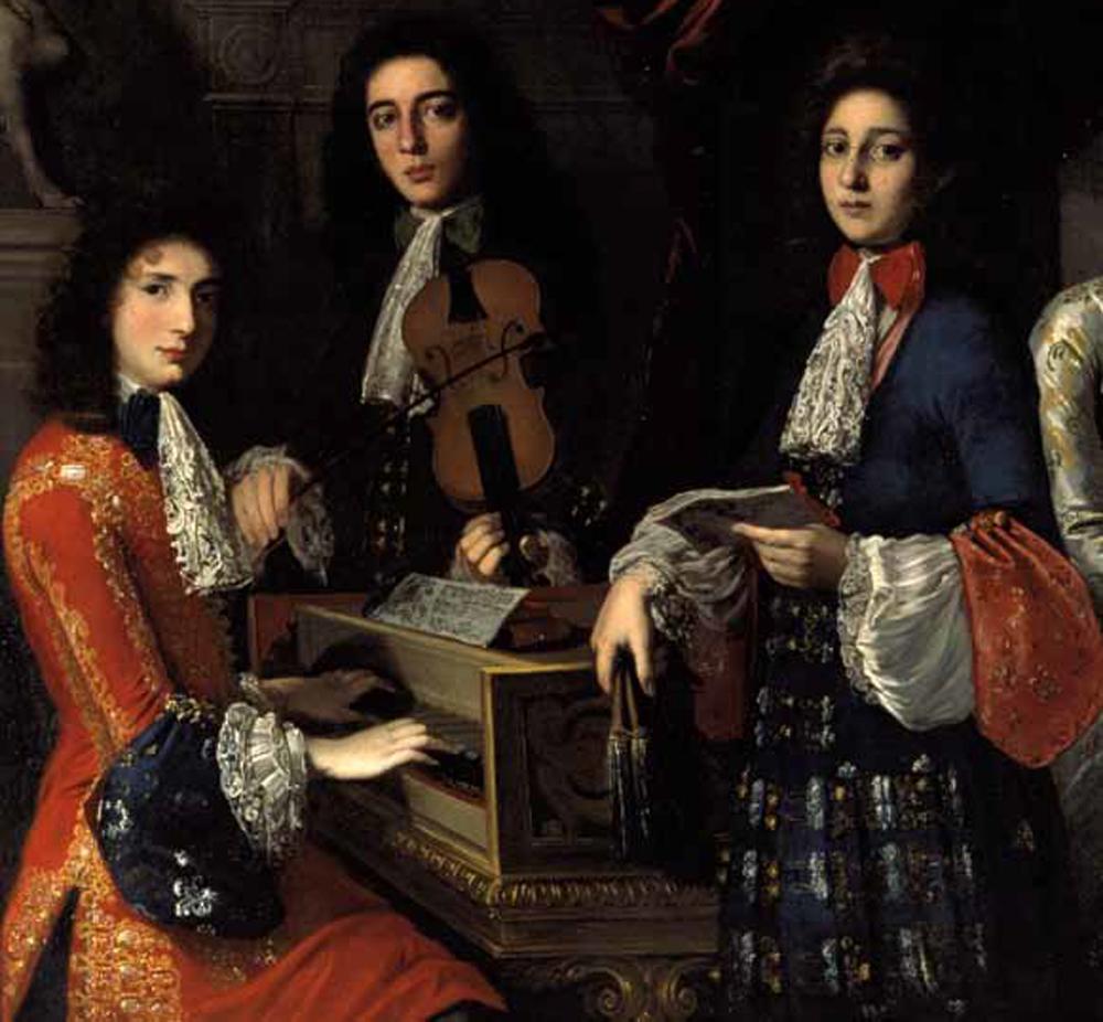 Tre suonatori