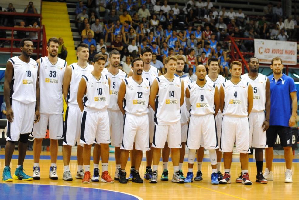 Expert Napoli Basket