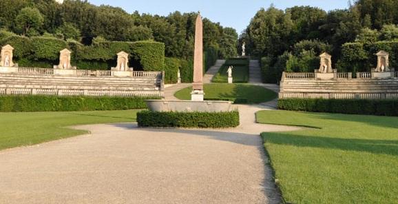 Giardino di Boboli - Palazzo Pitti