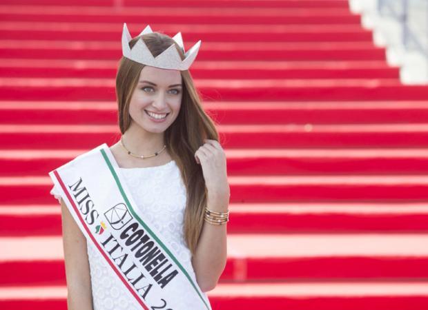 Miss Italia 2013 - Giulia Arena