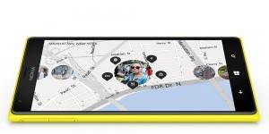 Nokia Lumia 1520 - cover colore giallo