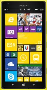 Nokia Lumia 1520 - dimensioni