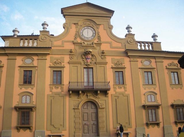 Villa Corsini a Castello (FI)