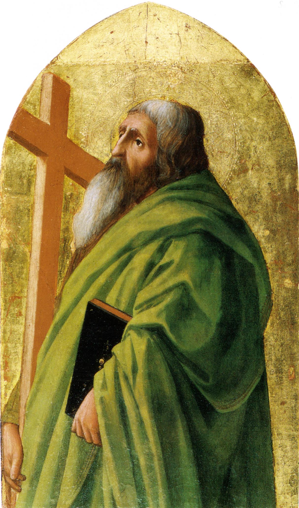 Masaccio polittico di Sant'Andrea