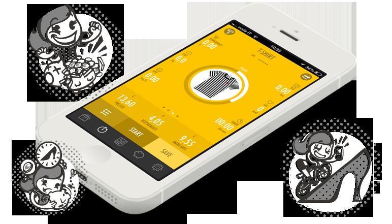 Pedalo app
