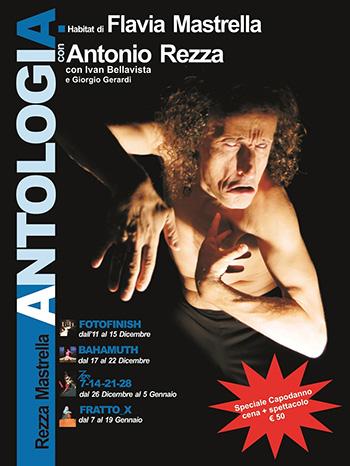 Antologia Rezza Mastrella