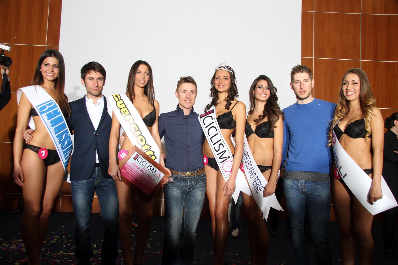 Miss Ciclismo 2013 le ragazze più belle