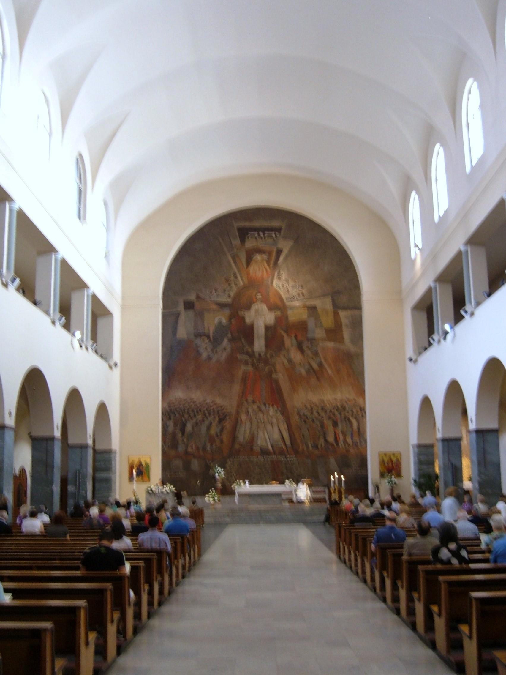 Chiesa di Sant'Emerenziana a Trieste