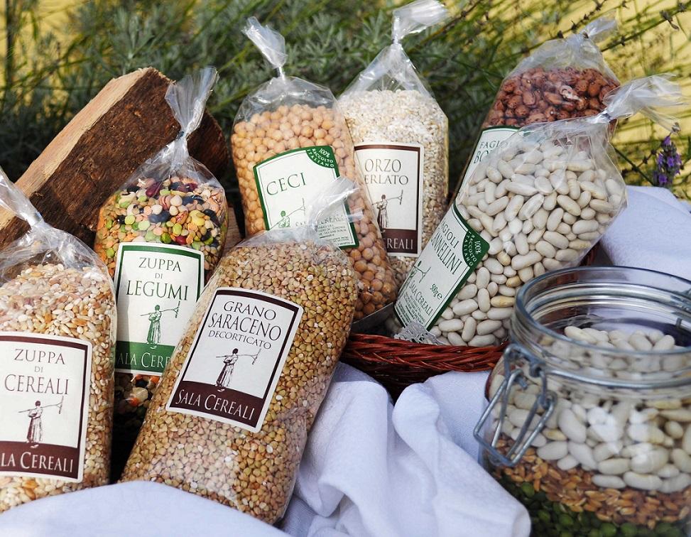 Depurarsi con cereali e legumi
