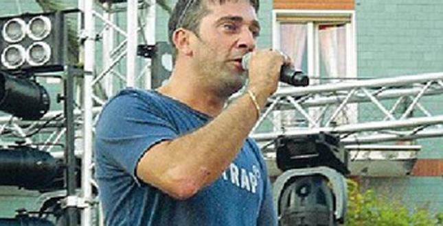 Paolo Bovi modà arrestato