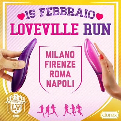 Durex Loveville Run