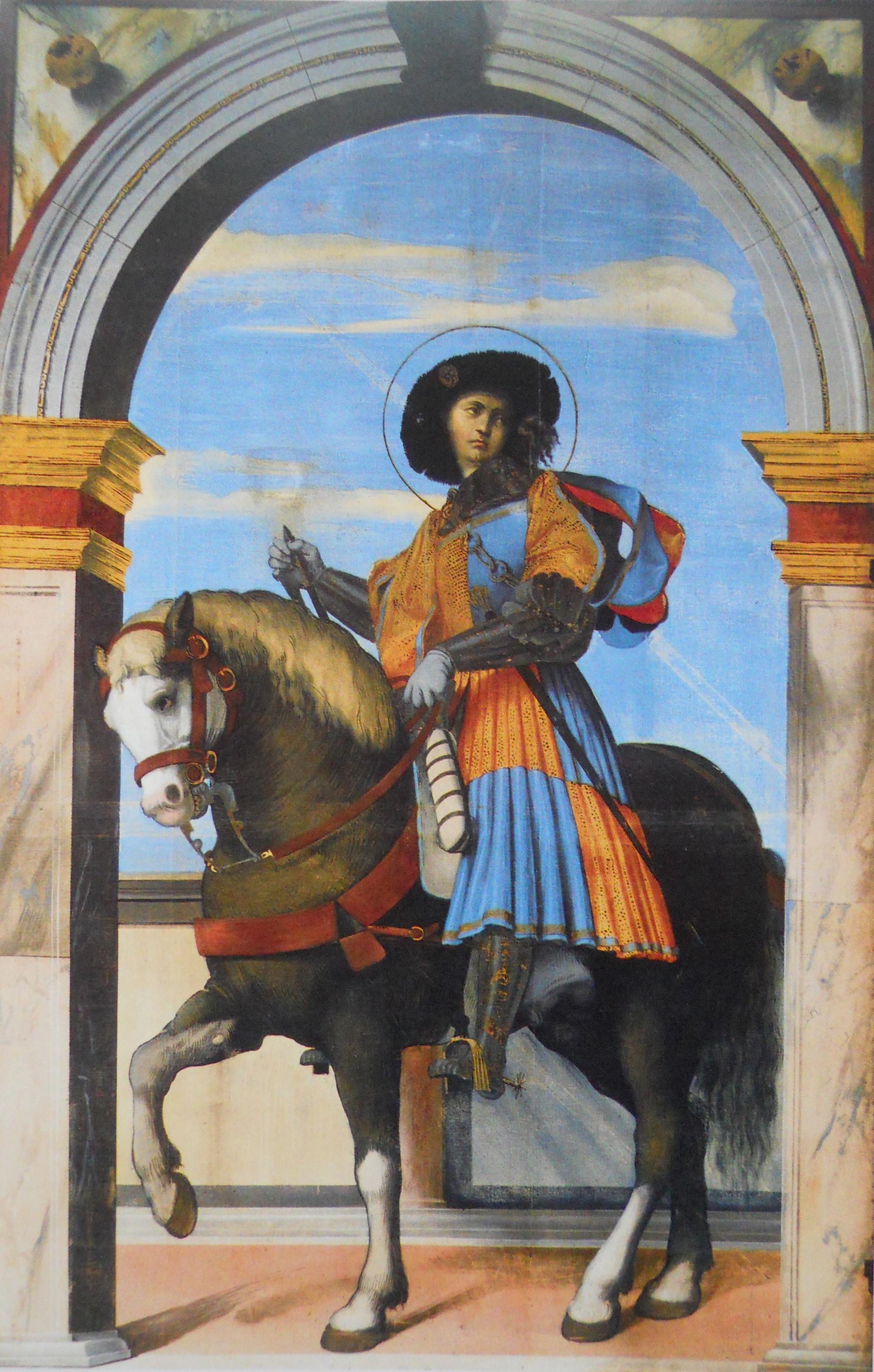 San_Faustino_a_cavallo