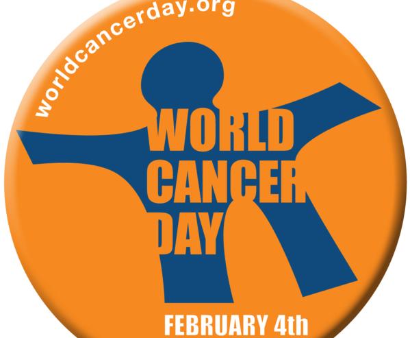 logo Giornata Mondiale contro il Cancro