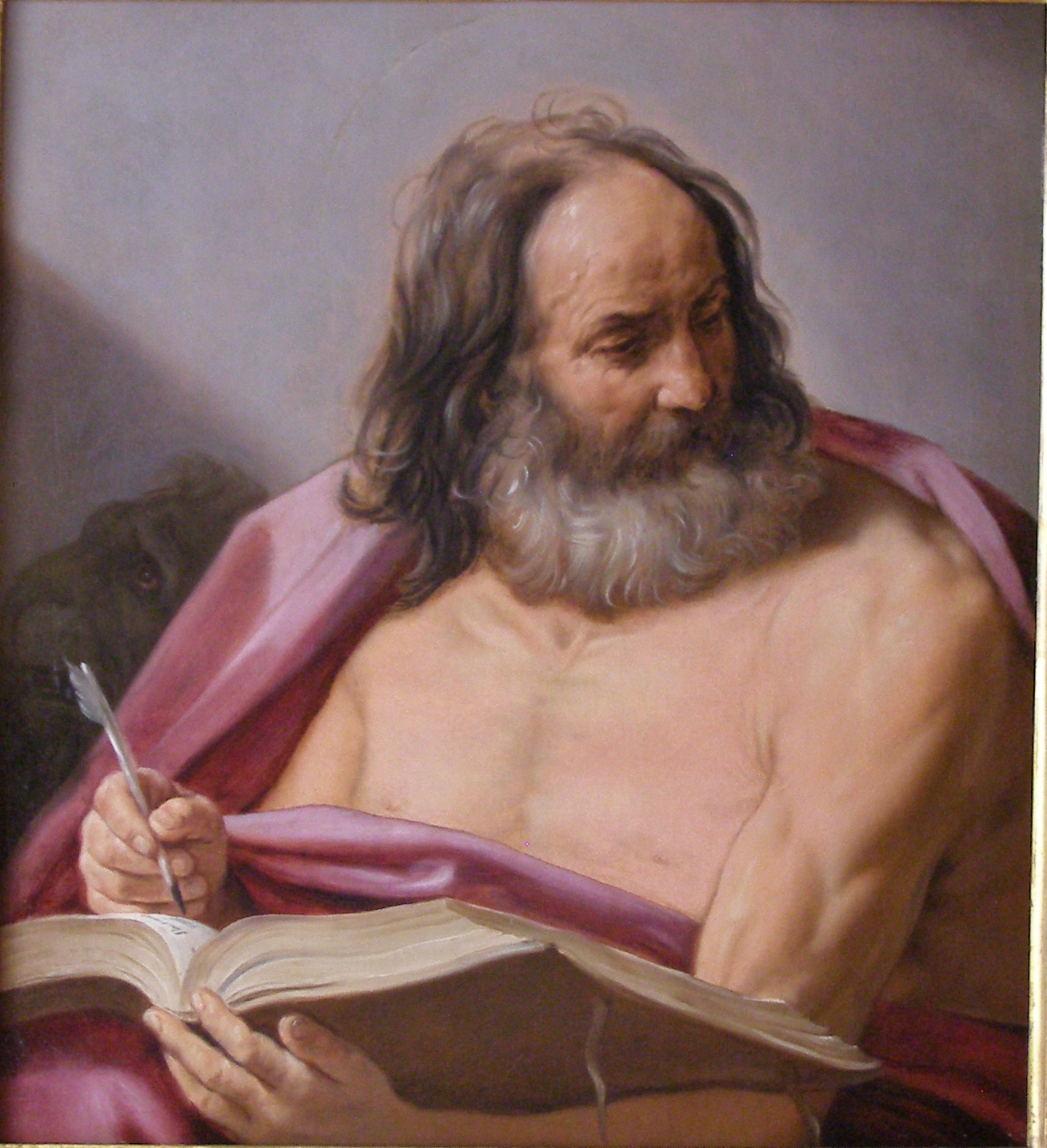 San Marco evangelista di Guido Reni