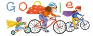 Doodle Google per la festa della mamma