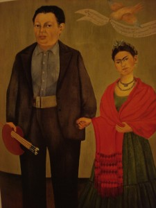 Frida Kahlo, Io e Diego