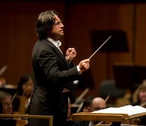Riccardo Muti, direttore d'orchestra