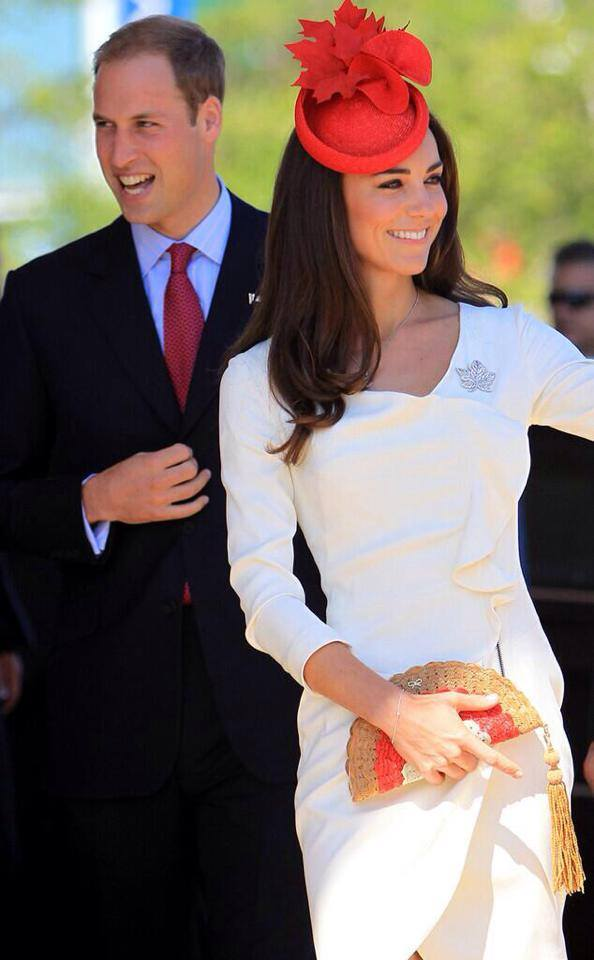 William di Inghilterra e Kate Middleton