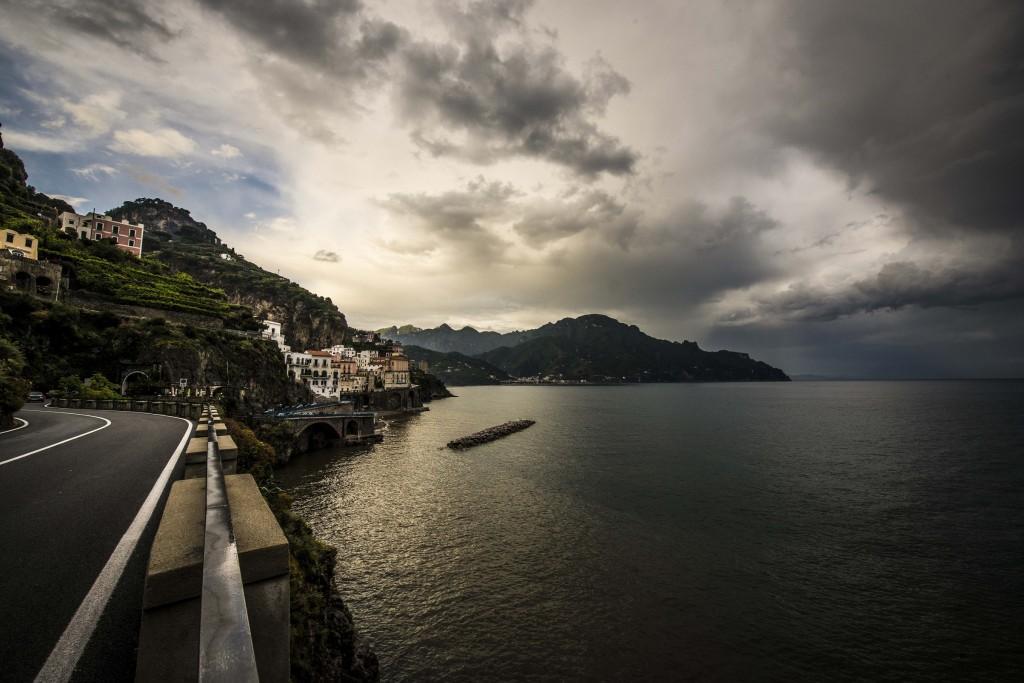 before the storm - foto di Emiliano Russo