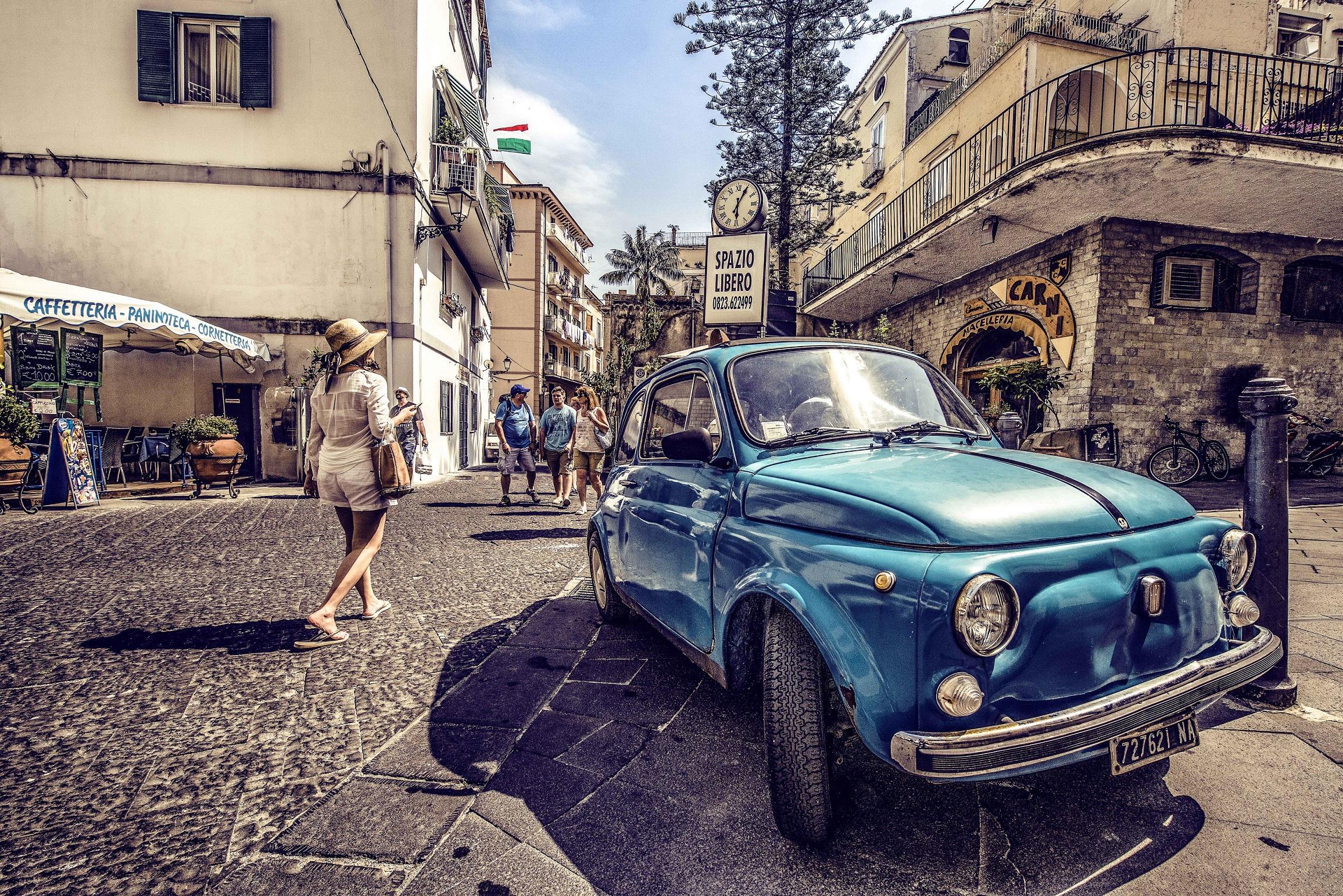 vintage amalfi - foto di Emiliano Russo