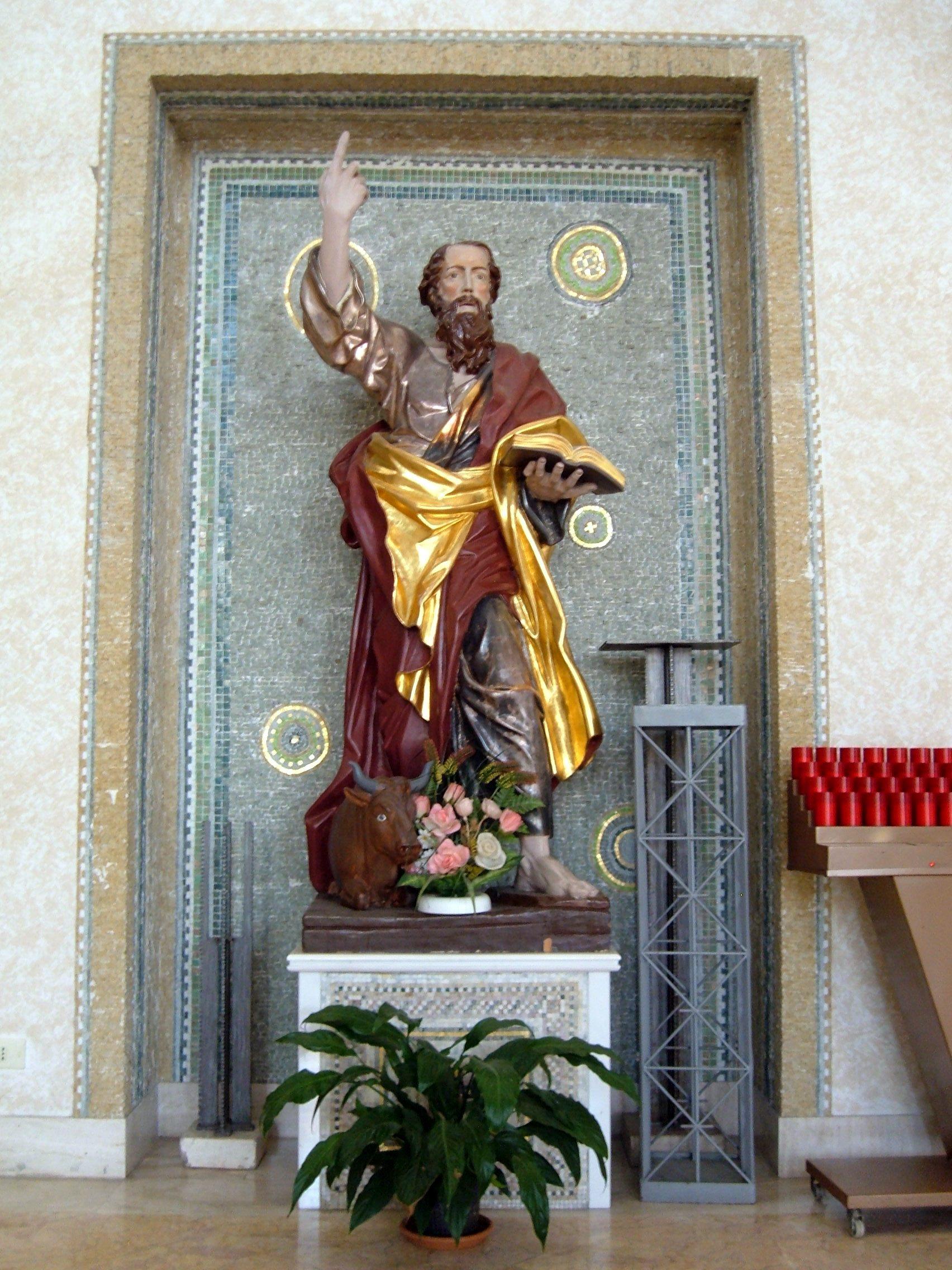 San Luca evangelista di Prenestino Labicano