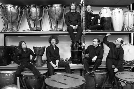 Percussion des Strasbourg, il più celebre gruppo di percussioni al mondo