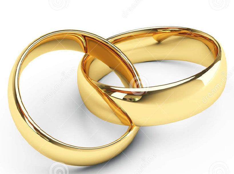 anelli matrimonio